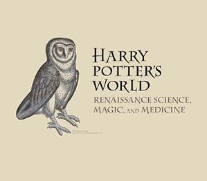 Image Of An Owl Next To Text: Harry Potteru0027s World, Renaissance Science, ...