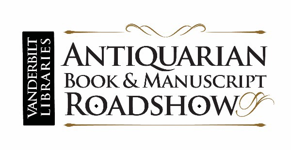 Vanderbilt Libraries Antiquarian Roadshow