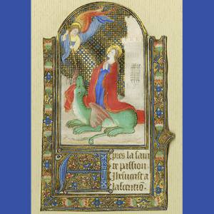 St. Margaret and the Dragon