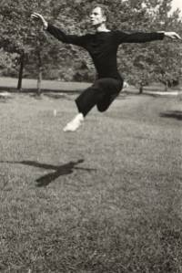 Merce Cunningham at Black Mountain College