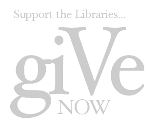 Support the Library...Give Now