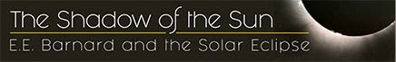 Shadow of the Sun Exhibit Banner