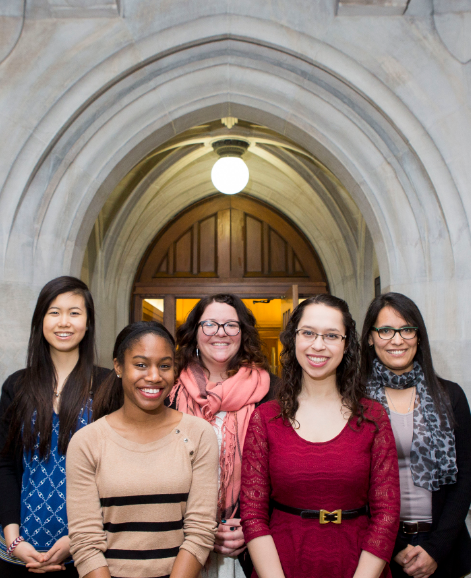 Dean's Fellows, Spring 2015